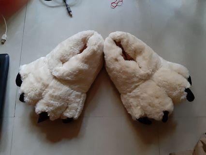 Bear claws Home slipper