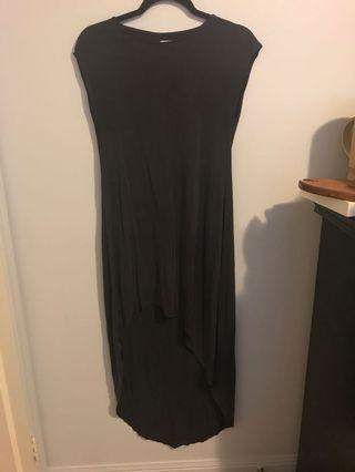 Highlow charcoal urban outfitters dress