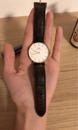 *price reduction* Daniel Wellington St.Mawes watch