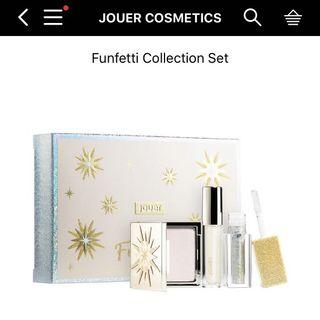 Jouer cosmetics | funfetti collection set