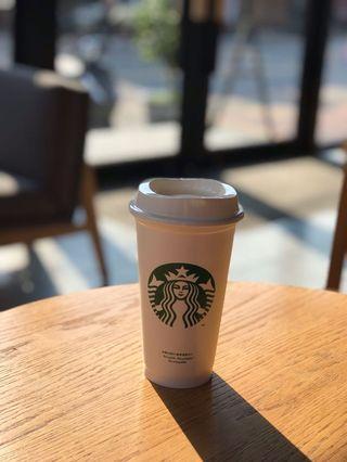 Starbucks 星巴克 Kermit 咖啡隨行杯