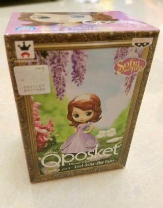 Qposket petit- Sofia the First小公主蘇菲亞 Sofia