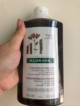 蔻蘿蘭 養髮 洗髮精400ml KLORANE