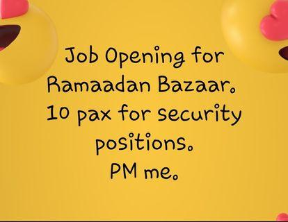 Security position
