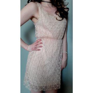 Lace Summer Dress Small
