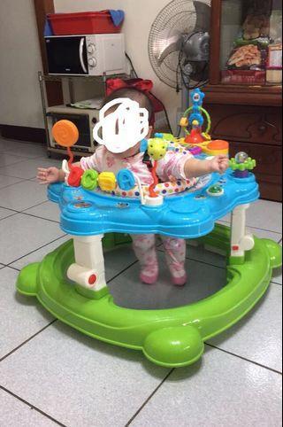 4合1嬰幼兒學步車