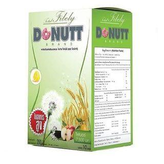 泰國Donutt 高纖維排毒通便秘減肚腩酵素(1盒10包)