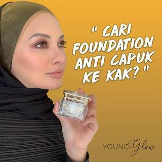 🚚 Young And Glow Foundation
