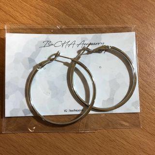 BuCHA圈圈耳環