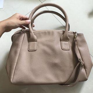 Pink hand bag #ENDGAMEyourEXCESS
