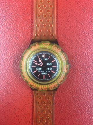 SWATCH ORIGINAL SDM102 / MORGAN