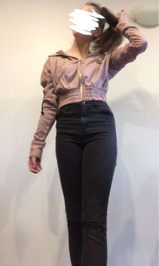 Barbie x Missguided Cropped Jacket