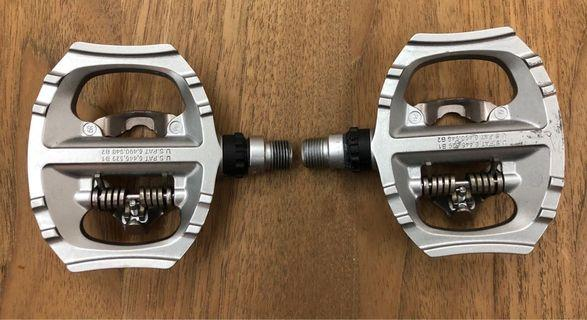 Shimano Touring Pedals PD-A530 ( flat & SPD)
