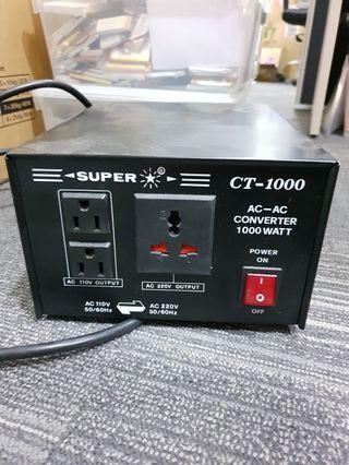 AC Conveter CT-1000