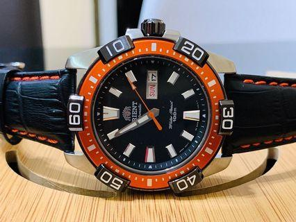 Orient Marine Diver Watch ( Special Edition ) Full box