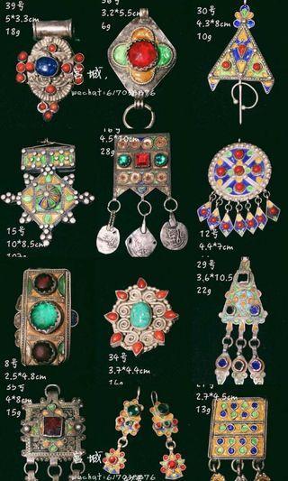 摩洛哥Handmade老銀代購silver