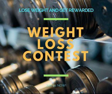 Weight Loss Contest!