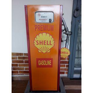 Vintage fuel pump
