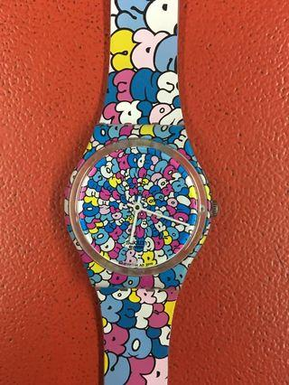 SWATCH ORIGINAL GE232 / LOVE SONG