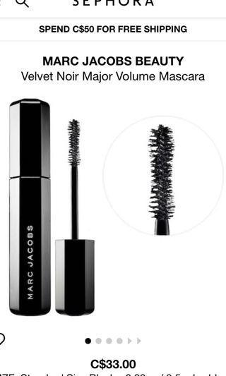 Marc Jacobs Velvet Mascara