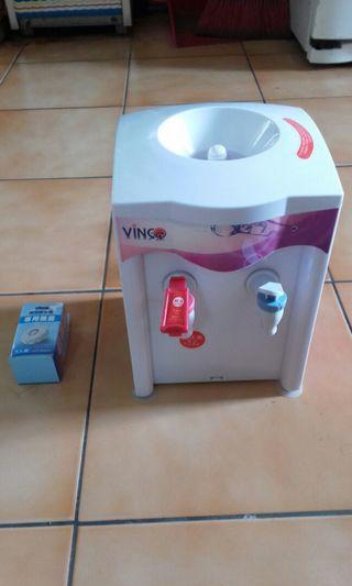 小型罐裝飲水機