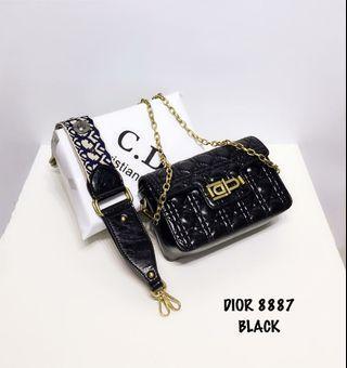 New Dior Bag 2019 Black Color