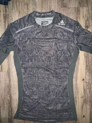 🚚 Adidas grey compression wear