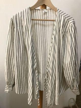 🚚 韓國 條紋外套