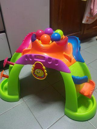 Fisher Price Volcano Pit (balls included)