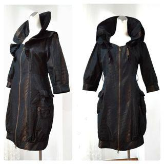 🚚 AIRFA精品點點洋裝外套