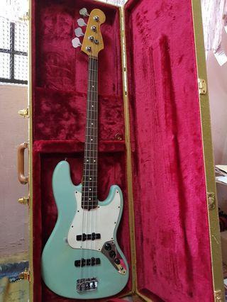 Fender Jazzbass American Standard 1996