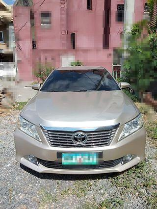 Toyota CAMRY 2013 a/t