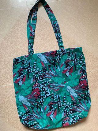 手工自製 Tote Bag