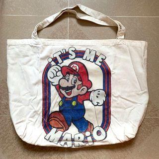 Mario 環保購物袋 Tote Bag