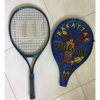 Wilson tennis racket Rakattak