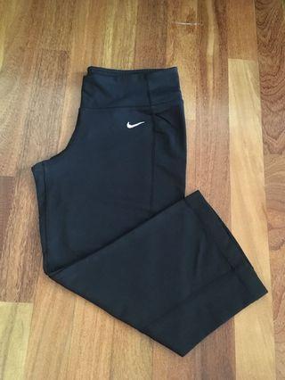 Size S Nike yoga pants black