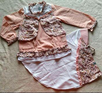 Baju Muslim Bayi Anak