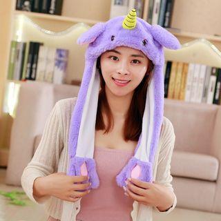 Unicorn Ear Moving Hat