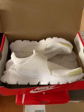 Nike Sock Dart white