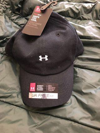 NEW Black Under Amour Hat