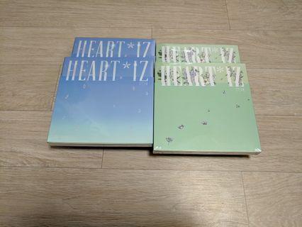 [Sealed] Izone Heartiz Album