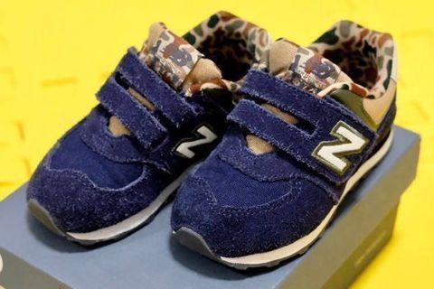 New Balance 574 bb波鞋 幼兒 小朋友 童裝運動鞋 內長15.4cm 14.5碼