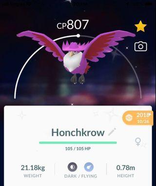 Pokémon Go Shinies for sale
