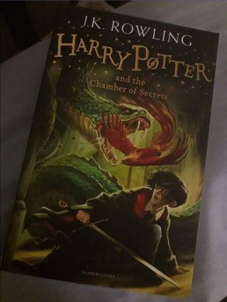 Harry Potter and the Chamber of Secrets (Bloomsbury edition)