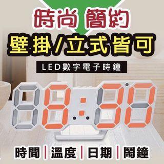 LED數字電子時鐘