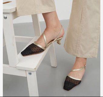 Berrybenka mid heels