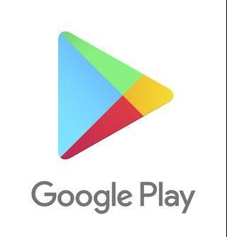 Google Play Card US $100