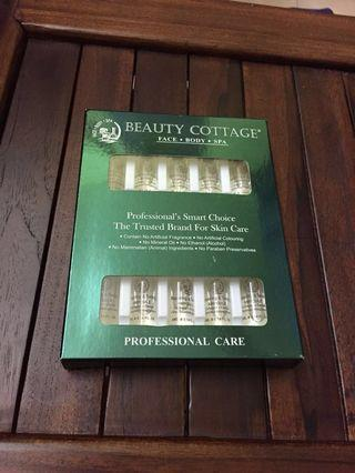 Beauty cottage ampoules- repairing and toning (with caviar)