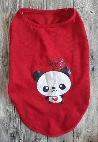 貓熊寵物衣  XL
