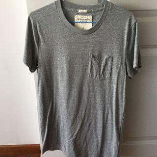 Vintage Abercrombie & Fitch Pocket Moose Tee